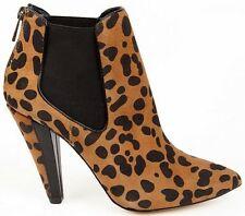 Elegante Stiefel & Stiefeletten mit Tiermuster für Damen