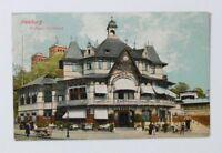 Postkarte  Hamburg Fährhaus