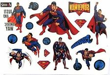 Tattoos SHIHAN-'Superman' Tattoos Movie Superheros Child Flash Tattoo Sticker