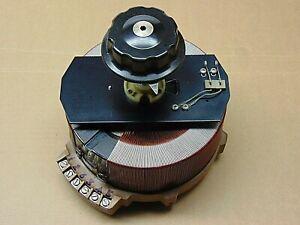 Variable Transformer Variac -0- 270 v- 8.5 Amp.