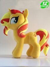 "Sunset Shimmer MLP My Little Pony 12"" 30cm Cartoon Figure Soft Plush Toy Doll"
