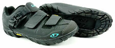 Giro Terradura Women's MTB Shoes Clipless Size 6 US EUR 37 Black/Dynasty Green