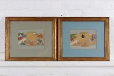 New listing School of Tosa Japanese Prints Lot 443
