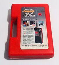 Vintage MIDLAND Emergency! Ready Rescue II 40-Channel CB Radio with CASE!