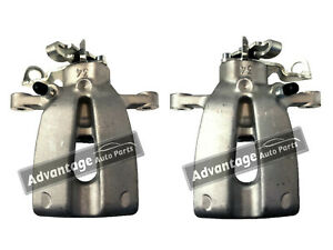FITS OPEL CORSA C REAR 2000>2009 RIGHT & LEFT BRAKE CALIPERS - NEW 542455 542454