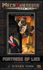 Mechwarrior:Dark Age #8:Fortress of Lies (A Battletech Novel)