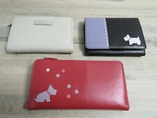 Radley Ladies Leather Purse Wallet Bundle x 3