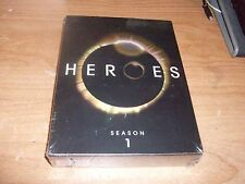 Heroes Season 1 (DVD, 2007, 7-Disc Set) Sci-Fi & Fantasy TV Show NEW