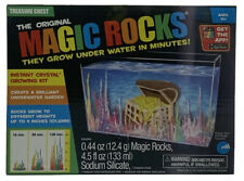 VINTAGE-STYLE MAGIC ROCKS TREASURE CHEST! 2011, BRAND NEW IN PACKAGE!!