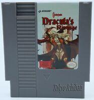 Nintendo NES - Castlevania Dracula's Revenge - Pal EUR / Reproduction