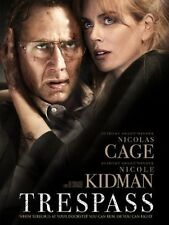 DVD - Horror - Trespass - Nicolas Cage - Nicole Kidman - Joel Schumacher