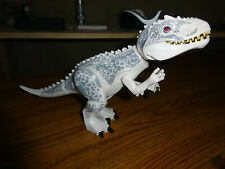 Lego JURASSIC WORLD Indominus Rex from set# 75919 BREAKOUT Dinosaur only! white
