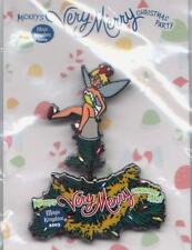 Tinker Bell Disney Pins/Buttons/Patches (1968-Now)