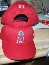 Shohei Ohtani personalized #17 Los Angeles Angels Team MLB Hat - New!