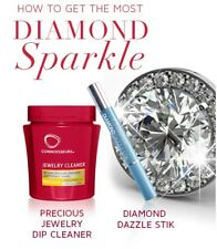 Connoisseurs Ultimate Diamond Jewellery Complete Cleaning Kit Dazzle Stick Kit