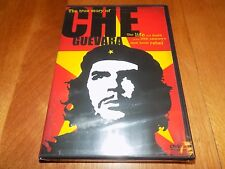 THE TRUE STORY OF CHE GUEVARA HISTORY CHANNEL Cuba Revolution Rebel DVD NEW