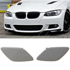 Pair For BMW E92/E93 3 Series Coupe Genuine M Sport Headlight Washer Cover Cap