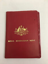 1980 Uncirculated Coin Set Australia