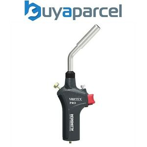 Arctic Hayes VORTEX Pro Brazing Torch Aluminium CGA600 Thread Propane MAP-X VPRO