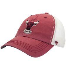 Chicago Bulls - Logo Caprock Canyon Stretch Cap