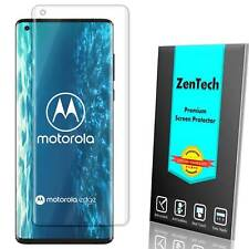 ZenTech Clear FULL COVER Screen Protector Guard Shield For Motorola Edge+ Plus