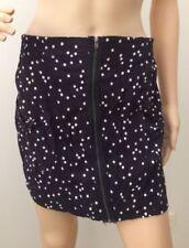 Viscose Cotton On Mini Skirts for Women