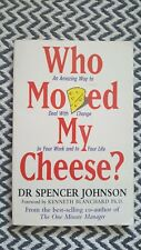 Who Moved My Cheese: An Amazing Way to Deal ... by Johnson, Dr Spencer Paperback
