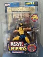 marvel legends wolverine series 3 Gold Foil