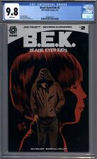 Black-Eyed Kids #2  B.E.K. #2   AfterShock Comics  1st Print    CGC 9.8