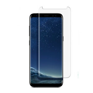 Tempered Glass / Glass Screen Protector Curved For Samsung S8