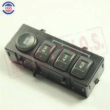 4WD Four Wheel Drive Switch For Chevy SUBURBAN GMC Sierra Silverado Yukon