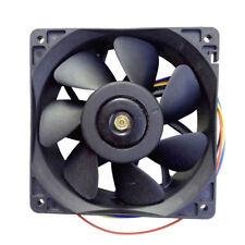 7000RPM Cooling Fan Gehäuselüfter Fan 4-pin Connector Für Antminer Bitmain S7 S9