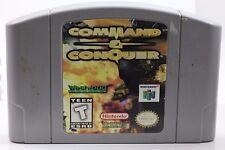 Command & Conquer (Nintendo 64, 1999)