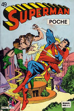 Comics Français  SAGEDITION  Superman Poche  N° 49   juil10