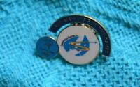 SYDNEY 2000 Olympic Games Badge/PIN AIRSERVICES AUSTRALIA Safe Airways.