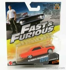 Auto di modellismo statico Mattel Plymouth
