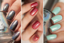 Dance Legend Top Coat PRISMATIC Make any nail polish holographic!