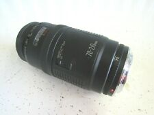 Canon EF 70-210mm 1:4 MACRO AF ZOOM Camera Lens Made in Japan Nice Condition