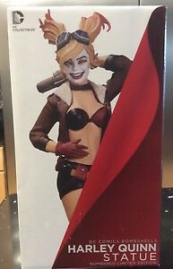 DC Comics 1st Edition Bombshells HARLEY QUINN STATUE  Suicide Squad JOKER BATMAN