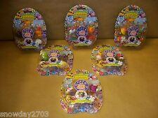 Series 1 Moshi Monsters 5 Pack x 6 = 30 Moshlings, 6 Game Codes & Display Box