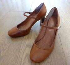 NEXT 100% Leather Upper Material Standard Width (D) Casual Heels for Women