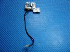 "Samsung NP300E4C-A03US 14"" Genuine Laptop USB Power Board w/Cable BA92-10171A"