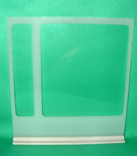 """Amana Side By Side Refrigerator Freezer Glass Shelf 16 1/2"""" Wide Model # SXD25AE"""