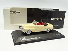 WhiteBox 1/43 - VOLVO PV445 CABRIOLET VALBO 1953