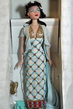 Ashton Drake Galleries Mel O'dom  Gene - Daughter of the Nile