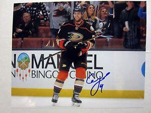 CAM FOWLER Anaheim Ducks SIGNED Autographed 8X10 Photo w/ COA