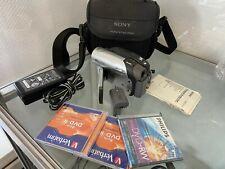 Sony DCR-DVD92E PAL  Handycam Digital Video Camera Recorder TOP