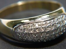Funkelnder Brillant Ring in Gold 750 mit 0.90 ct