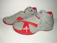 ADIDAS TMAC T MAC 5 Mens Basketball Shoe MCGRADY SZ 16 Gray/Red