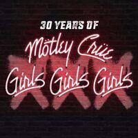 Motley Crue - XXX: 30 Years Of Girls, Girls, Girls [New CD] With DVD,